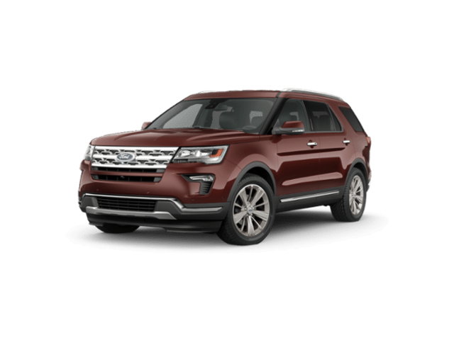 New 2018 Ford Explorer Limited SUV Klamath Falls, OR